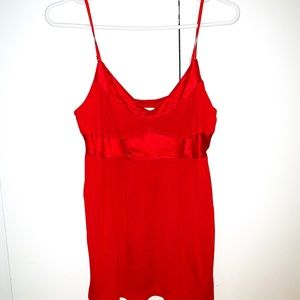 NEW - Banana Republic Red Tank Top